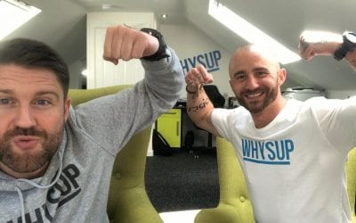EXERCISE, RECOVERY AND CORSSFIT ANONYMITY
