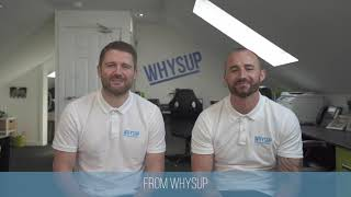 WELLBEING WITH WHYSUP